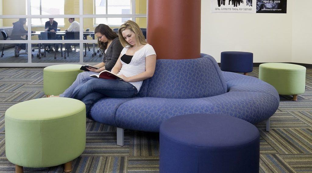 Bethel University Student Lounge