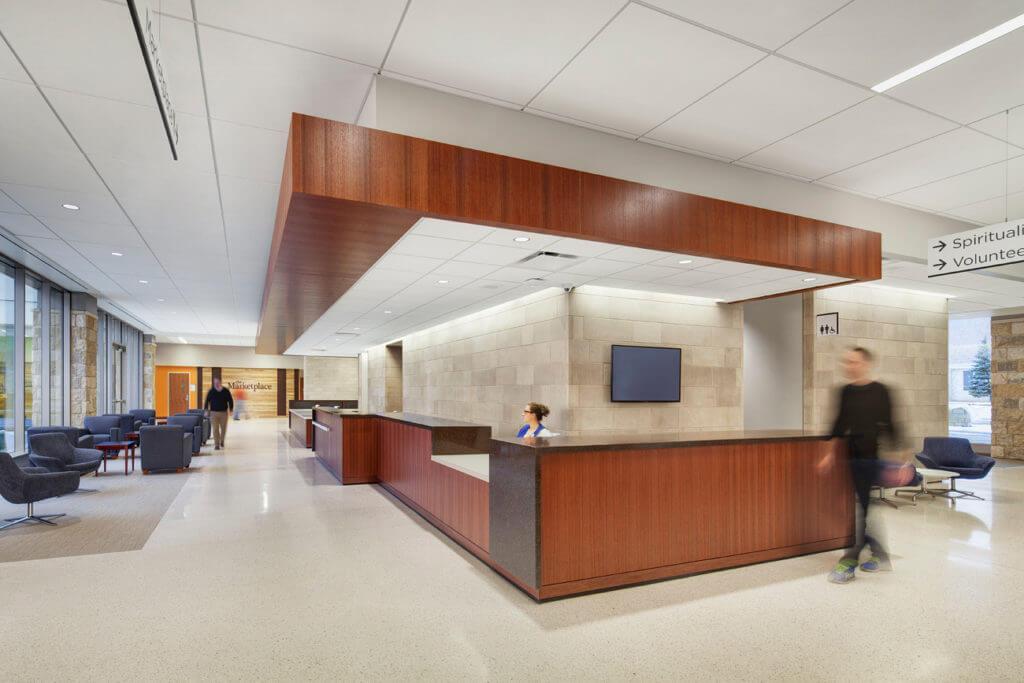 St Elizabeth Hospital, Fremont Tower, Appleton WI