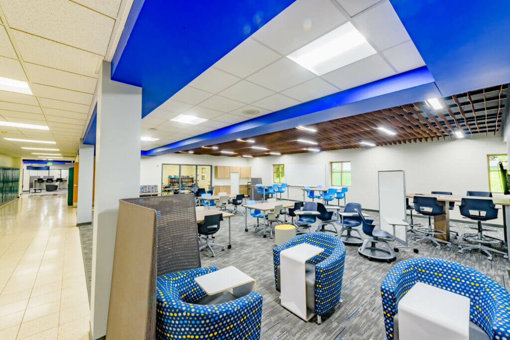 Atmosphere Commercial Interiors - Little Chute School District